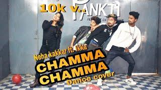 CHAMMA CHAMMA Dance cover ||Neha kakkar,ft.Ikka||Choreography By Bikash Bicky Rdx