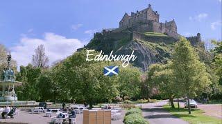 스코틀랜드의 수도 에딘버러 2박3일 여행 | 영국 대학…
