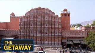 The Getaway Exploring Pink City, Jaipur & Having An Experience In Chokhi Dhani