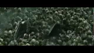 Властелин колец  Возвращение короля (вырезанная сцена, согласие мертвых)