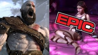 10 things that will make you love the God Of War series