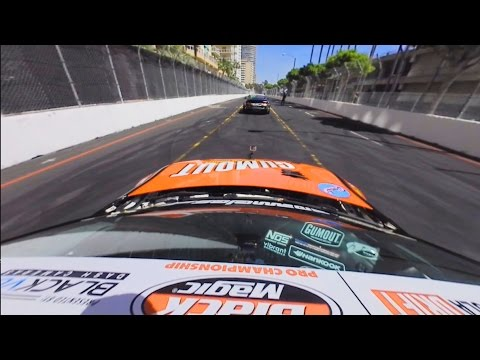 360 video: Drifting the streets of Long Beach with Ryan Tuerck