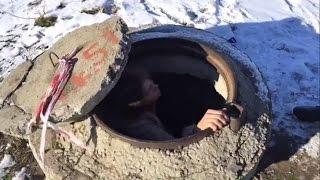 Подземные люди Запорожья, они существуют!