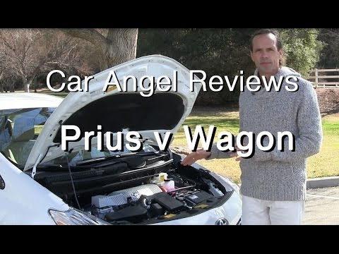 Prius v Wagon - Used Car Reviews