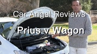 Prius v Wagon - Used Car Reviews