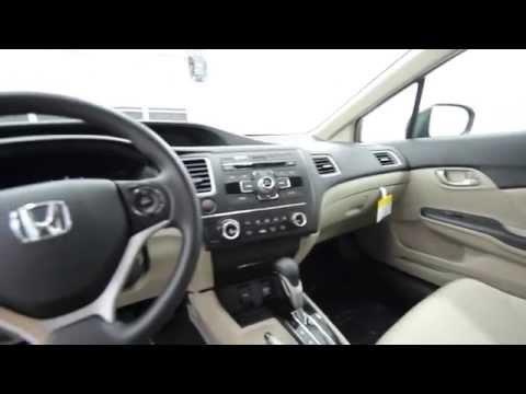 2014 Honda Civic Lx Urban Titanium Metallic Ee238301