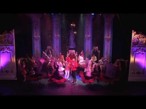 "Apollo theatre variete Show Sankt Petersburg ""Hermitage"" directed by Oleg Izossimov"