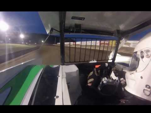 Upper Iowa Speedway (Decorah) Feature race 600 modlite 8/10/13