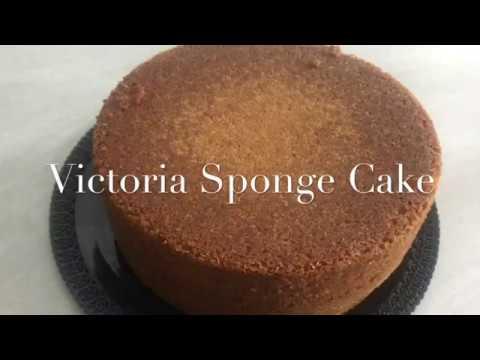 recette-du-victoria-sponge-cake