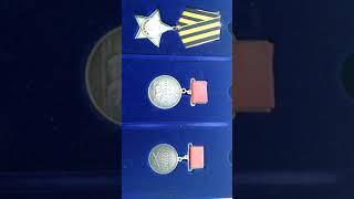 Скромная коллекция орденов и медалей СССР
