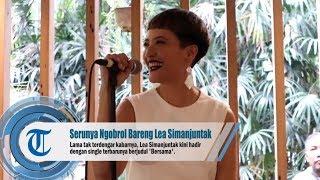 Lama Tak Terdengar, Lea Simanjuntak Rilis Single Berjudul 'Bersama'