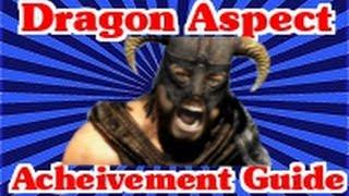 Skyrim Dragonborn: Dragon Aspect Achievement Guide (All 3 Words)