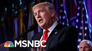 Hayes: Donald Trump's Tapes Claim Was 'A Preposterous Bluff' | All In | MSNBC