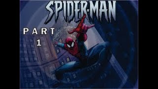 Gambar cover Gameplay Spider-man Ps1 - Part 1