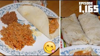 HAVING MEXICAN FOR DINNER!! - February 22,2017 (Day 1,165)