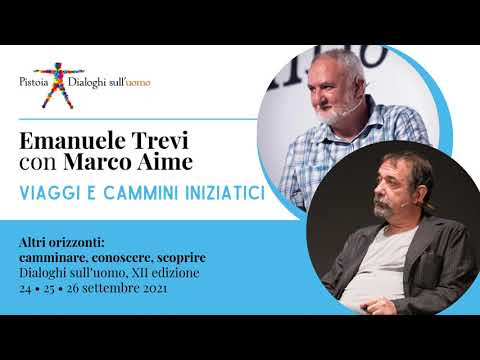 Emanuele Trevi con