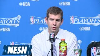 Brad Stevens Full Press Conference After Game 7 Win