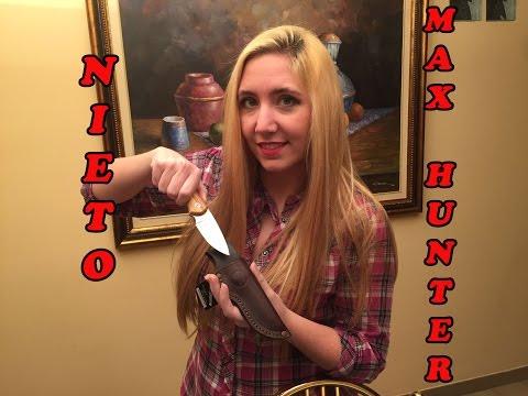 Cuchillo EDC Nieto Max Hunter
