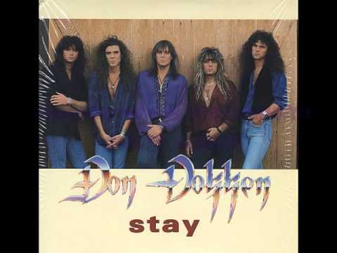 don dokken - stay (sub español)