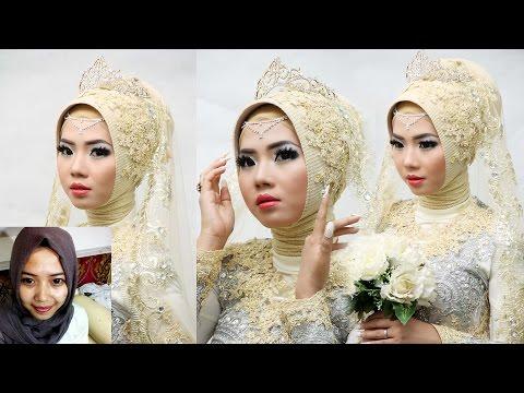 Tutorial Makeup Pengantin Muslim Modern Rias Pengantin