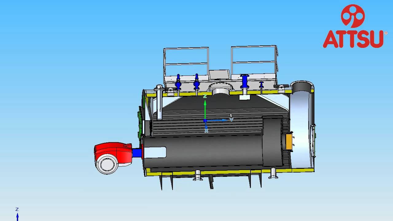 Steam Boiler: Steam Boiler Inventor
