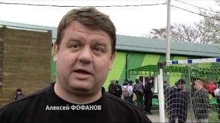 Юные краснодарские футболисты обыграли команду из Альметьевска