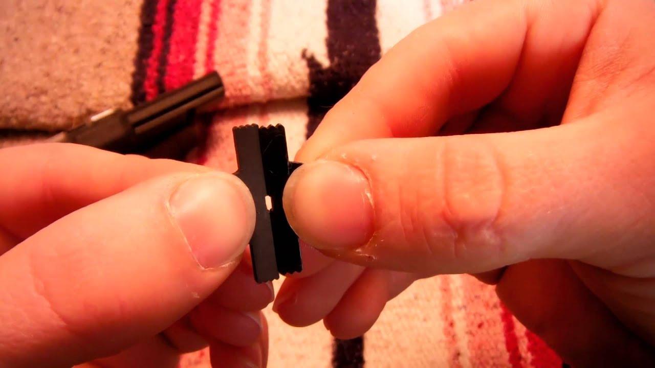 Glock Extended Slide Lock Lever