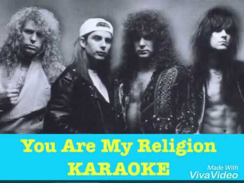 You Are My Religion-Firehouse (Karaoke)