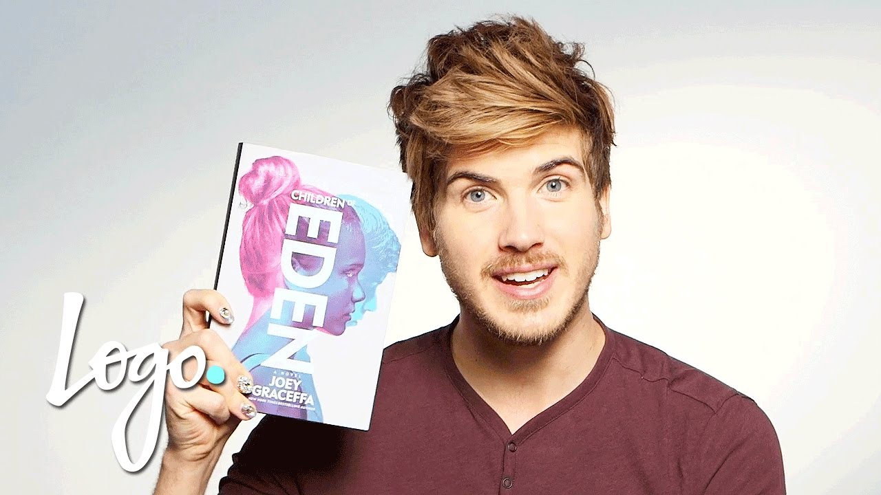Joey Graceffa's Book was Inspired by The Hunger Games' Katniss Everdeen |  Logo
