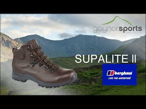 4d1beb511a5 Berghaus Supalite ll GTX Walking Boot (formerly Brasher). www ...