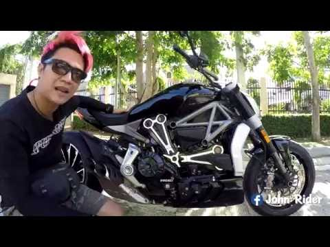 ตอนที่ 63 - Review Ducati X-diavel S By Johnrider