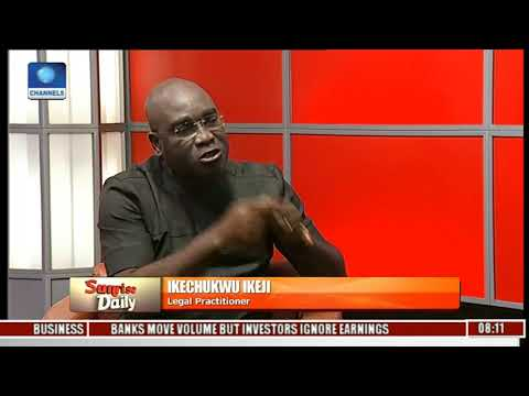 Ending Corruption: Stop Public Sector Corruption, Change Reward System-- Ikeji