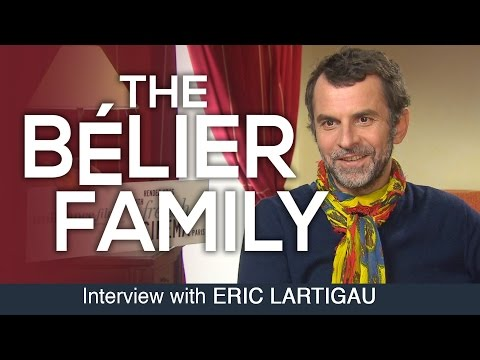 THE BÉLIER FAMILY: Interview with director Eric Lartigau - AF French Film Festival NZ 2015