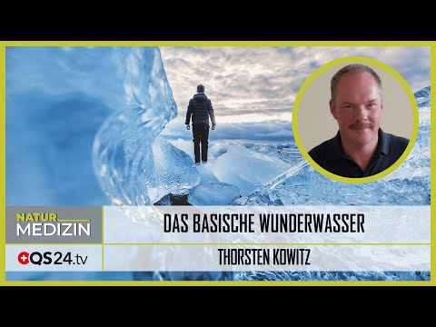 Das basische Wunderwasser aus Island | NaturMEDIZIN | QS24 Gesundheitsfernsehen