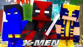 X-Men #25 - DEADPOOL JOINS THE X-MEN! (Custom Mod Adventure)