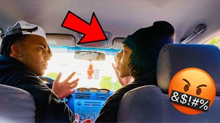 CHEATING with His Girlfriend PRANK ON FRIEND!! (Gets Heated) 🥵😳