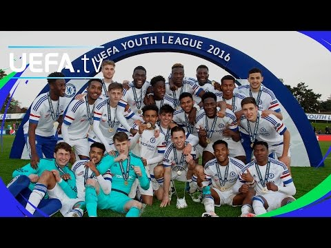 UEFA Youth League final highlights: Chelsea beat Paris 2-1