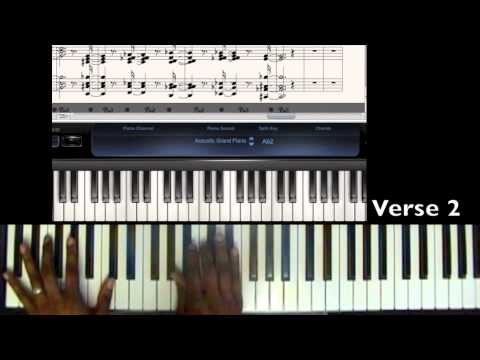 Magnificent and Holy (Ab) (Israel Houghton) [Pocket Piano Tutorial SAMPLE]