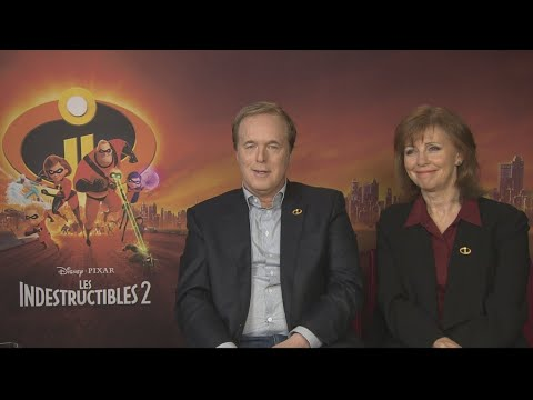 Director Brad Bird on new film 'Incredibles 2' and real-life superheroes