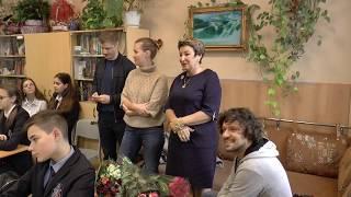 Кравцовой С.И. Урок-встреча с выпускниками 1999 и 2002 года