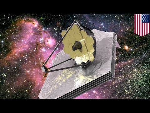 NASA finally reveals Hubble Space Telescope's successor, the James Webb Space Telescope - TomoNews