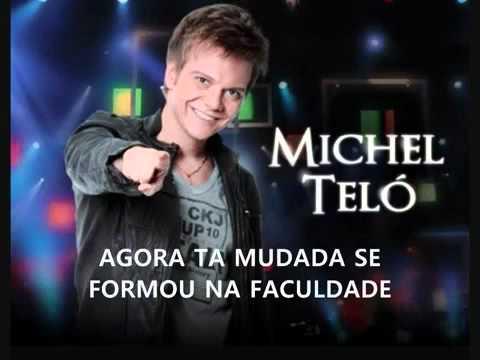 Michel Teló - Humilde Residencia ( Com Letra ) - HD - ÓTIMA QUALIDADE.