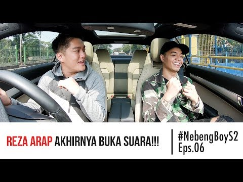 Image of #NebengBoy S2 Eps. 6 - Reza Arap buka suara!!! Boy William shock!