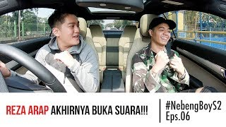 Reza Arap buka suara!!! Boy William shock! - #NebengBoy S2 Eps. 6