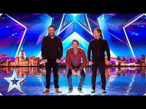 Preview: Jonny Awsum ropes in Ant & Dec for his comedy act | Britain's Got Talent 2017