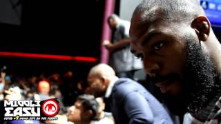 Jon Jones Interview: