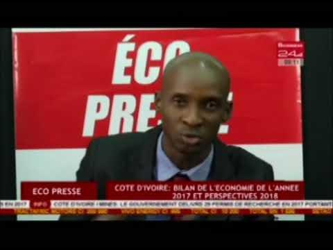 Business 24 | Eco Presse - Côte d'Ivoire Bilan de l'économie de l'année 2017 et perspectives 2018