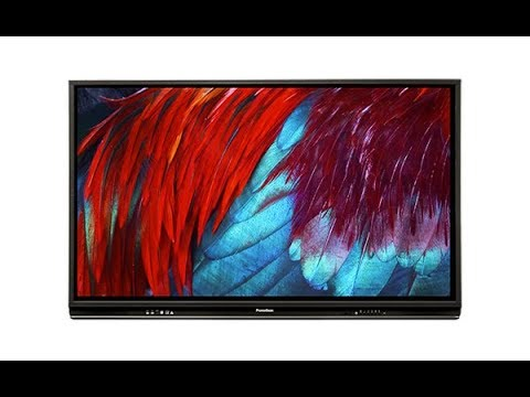 How to Install an ActivPanel v6