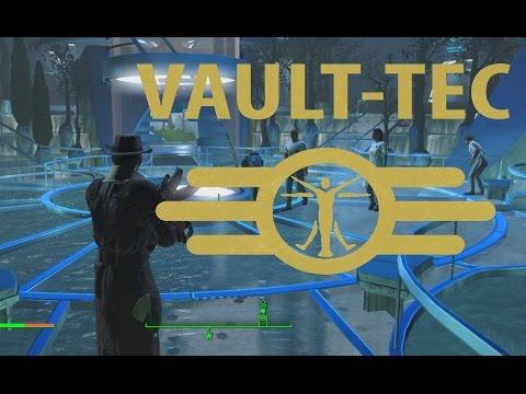 Fallout 4: THE INSTITUTE = VAULT-TEC?? |