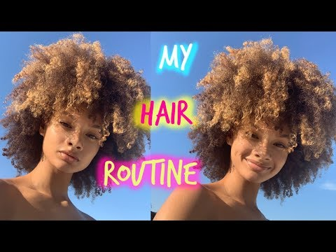 My Hair Routine *HIGHLY REQUESTED*